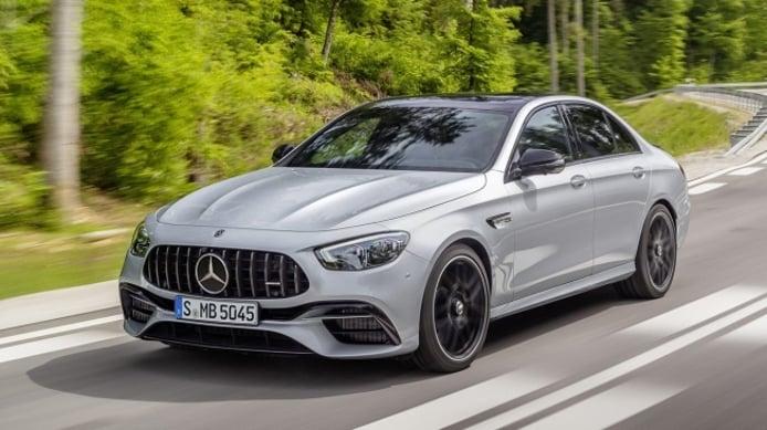 Mercedes-AMG E 63 S 4MATIC+ 2020