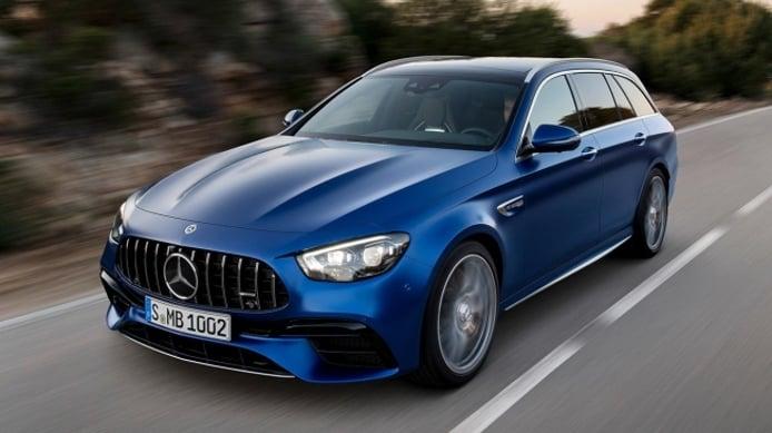 Mercedes-AMG E 63 S 4MATIC+ Estate 2020