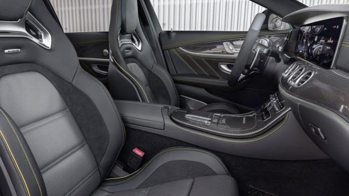 Mercedes-AMG E 63 S 4MATIC+ 2020 - asientos