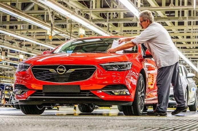 Opel cambia el sistema de producción en Russelheim, solamente a demanda