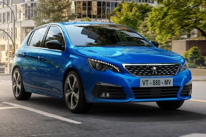 Peugeot 308 2020: el compacto francés gana más tecnología de seguridad