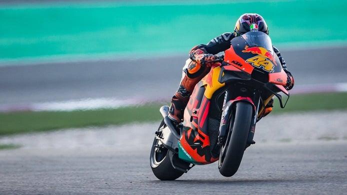 Pol Espargaró: «La Honda y la Ducati son dos motos soñadas por todo piloto»