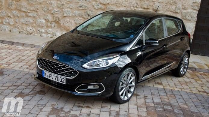 Ford Fiesta EcoBoost Hybrid, la versión híbrida ligera ya tiene precios en España
