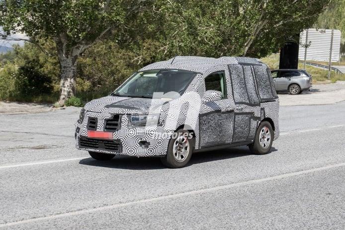 El nuevo Renault Kangoo 2021 elevará su apuesta por la electrificación