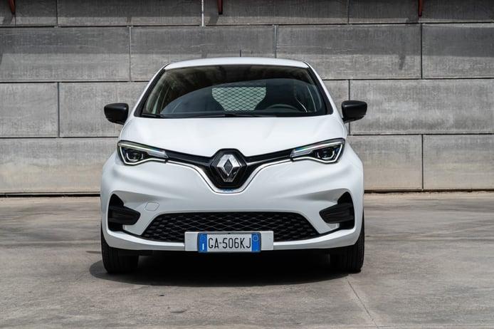 Renault ZOE Van, el utilitario eléctrico del Rombo también con variante comercial