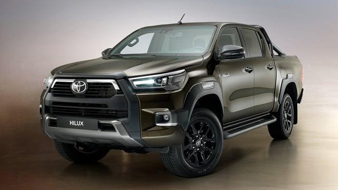 Toyota Hilux 2021, nuevo diseño, acabado tope de gama y un motor más potente