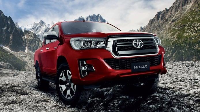 Argentina - Mayo 2020: El Toyota Hilux sorprende con un primer puesto