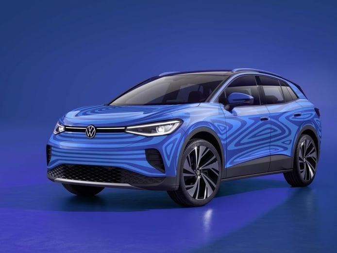 Las ventas del nuevo Volkswagen ID.4, el SUV eléctrico, arrancan a finales de agosto