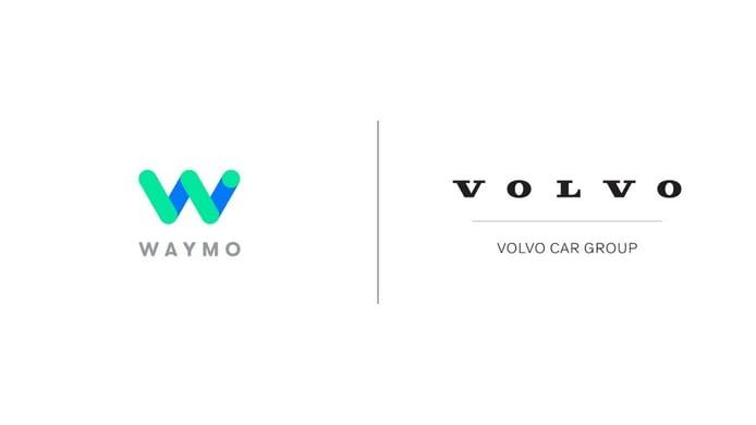 Volvo y Waymo, juntos en una nueva alianza por la conducción autónoma de nivel 4