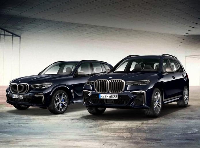 Los nuevos BMW X5 y X7 M50d Final Edition llegan para despedir el diésel cuatri-turbo