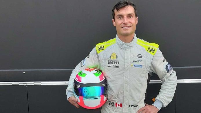Bruno Spengler disputará las 24 Horas de Le Mans junto a ByKolles