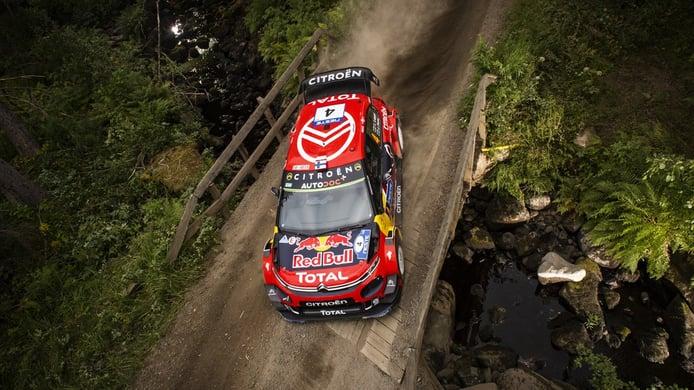 Citroën no cierra la puerta a regresar al WRC en un futuro