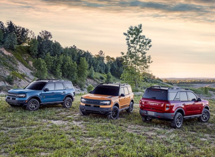 El Ford Bronco Sport es un crossover con ADN Bronco y verdaderas aptitudes 4x4