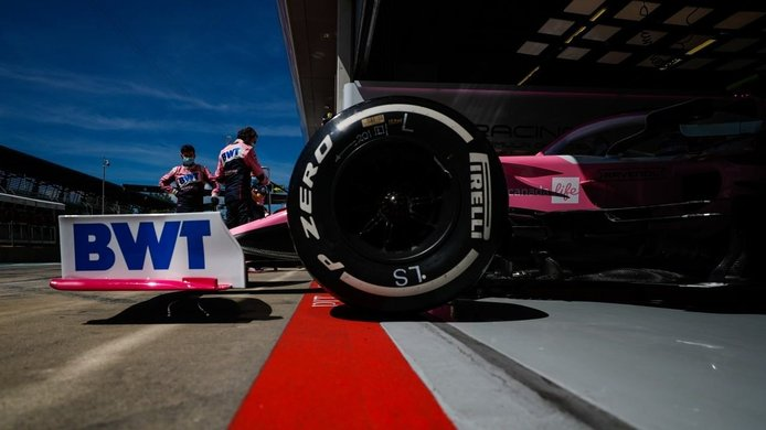 Así es el GP de Hungría desde el punto de vista de los neumáticos