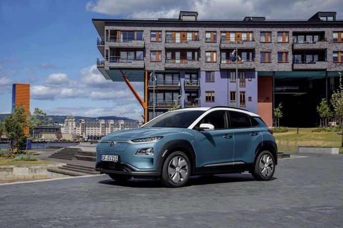 El Hyundai Kona Eléctrico bate récord de producción en solo dos años a la venta