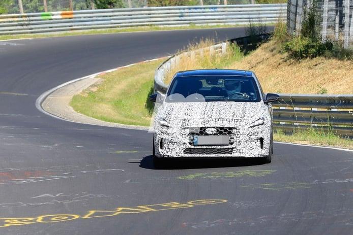 Los Hyundai i30 N e i30 Fastback N 2021 se destapan en Nürburgring