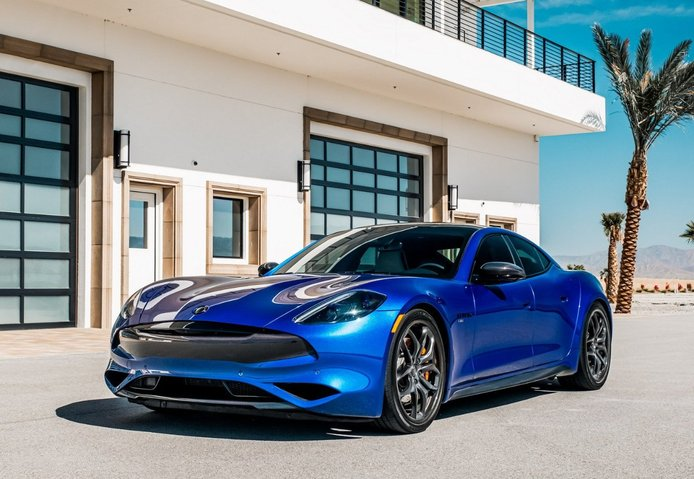 Karma Automotive consigue 100 millones y se salva in extremis de la bancarrota