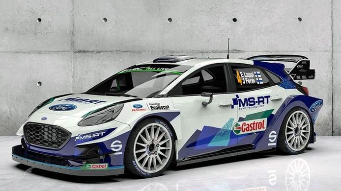 M-Sport necesita vender su 'Rally1' a mayor ritmo para seguir en el WRC