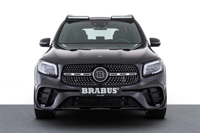 BRABUS aumenta la agresividad estética y prestacional del nuevo Mercedes GLB