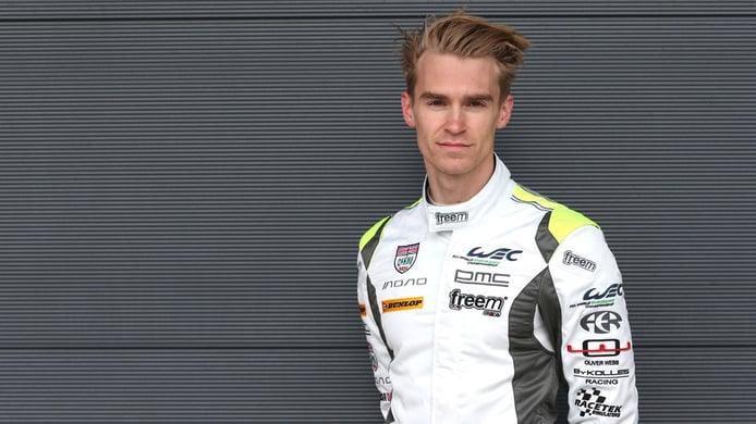 Oliver Webb cierra la alineación de ByKolles para Spa y Le Mans