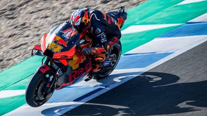 """Pol Espargaró: """"La KTM sólo es más lenta que la Ducati en recta"""""""