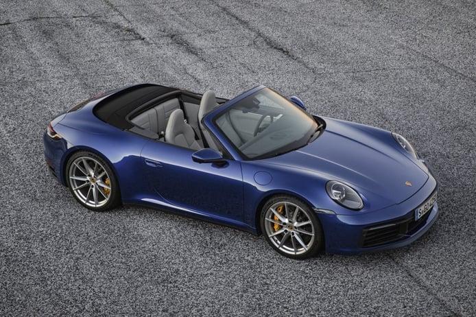Ni el Covid-19 puede con el Porsche 911, que sube sus ventas en 2020