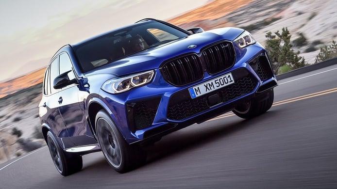 Precios del nuevo BMW X5 M, el SUV de altas prestaciones que estabas esperando