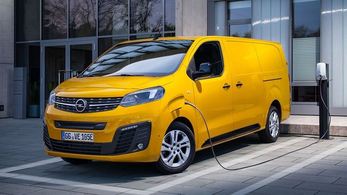 Precio del Opel Vivaro-e, llega la nueva furgoneta eléctrica