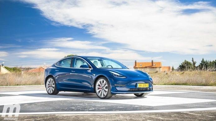 Tesla rebaja el precio del Model 3 para que se beneficie del Plan MOVES 2020