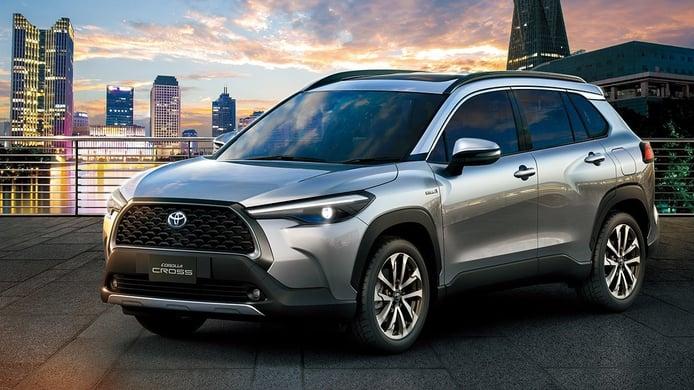 Toyota Corolla Cross, un nuevo e interesante SUV compacto híbrido