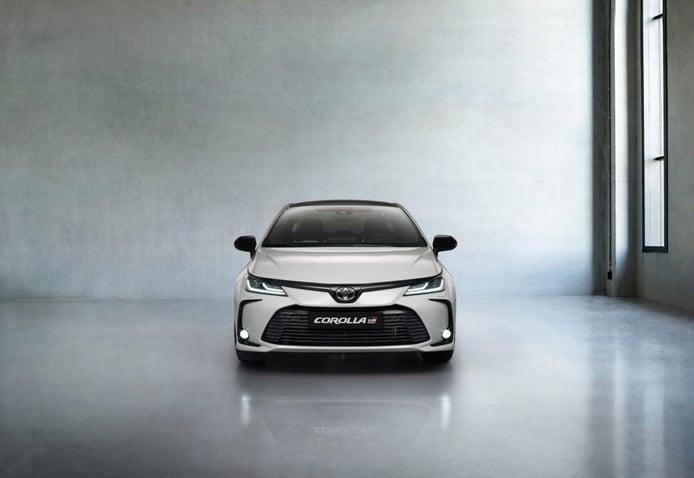 Toyota Corolla Sedán GR-Sport, el sedán compacto más deportivo llega en 2021
