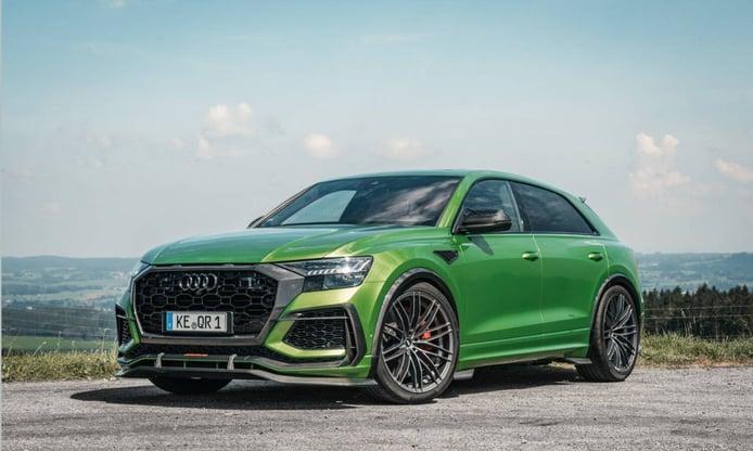 ABT RSQ8-R, el SUV más deportivo de Audi se convierte en un auténtica bestia