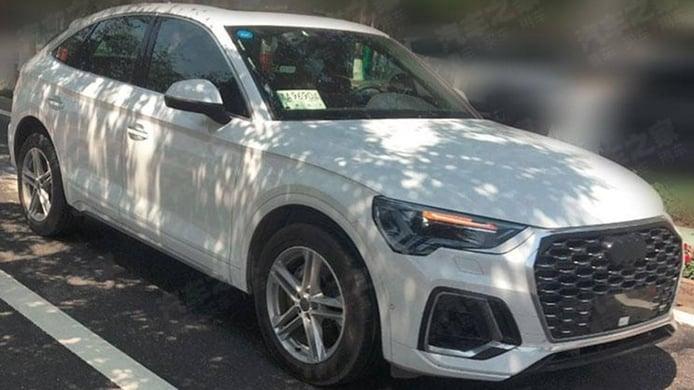 El esperado Audi Q5 Sportback, un nuevo SUV Coupé, se destapa en China