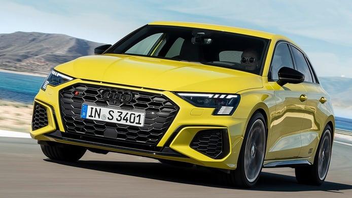 Audi S3 Sportback 2021, más deportividad sin llegar a extremos