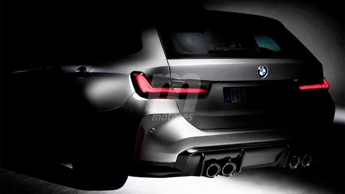 ¡Oficial! El BMW M3 Touring será finalmente una realidad y llegará al mercado