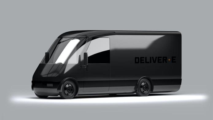 Bollinger Motors ha desvelado las primeras imágenes de su nueva furgoneta eléctrica