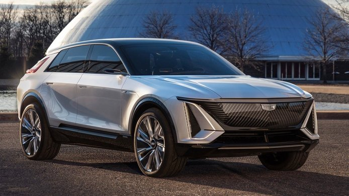 Cadillac Lyriq Concept, la antesala de un nuevo SUV eléctrico de lujo