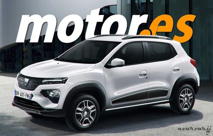 Dacia Spring 2021, así será el coche eléctrico que «revolucionará» el mercado europeo