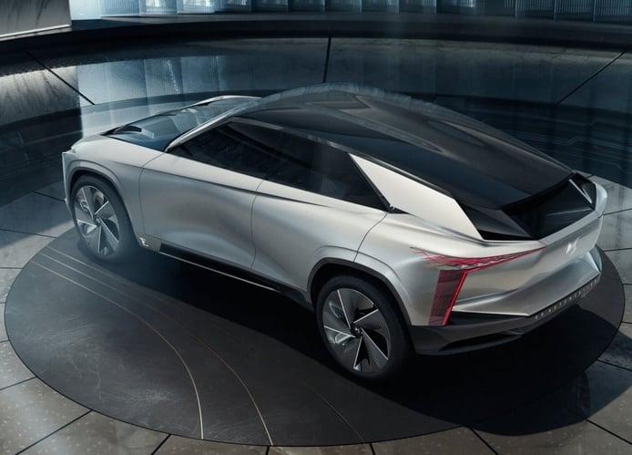 DS 9 Crossback, el futuro SUV de lujo que se convertirá en rival del Audi Q7 en 2022