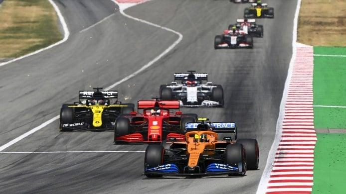 ¿Es realmente posible mejorar en 2021? McLaren ve una oportunidad