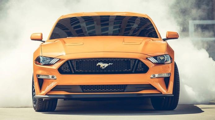 La próxima generación del Ford Mustang tendrá una vida comercial de 8 años