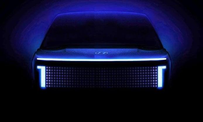 Hyundai desvela un primer teaser del futuro IONIQ 7, un nuevo SUV eléctrico