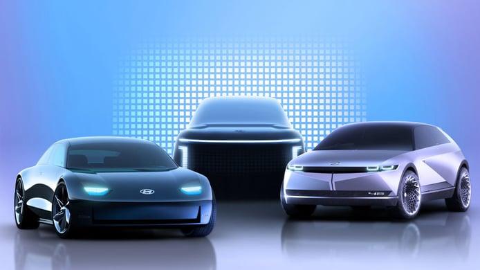 IONIQ: la nueva submarca eléctrica de Hyundai anuncia sus primeros modelos