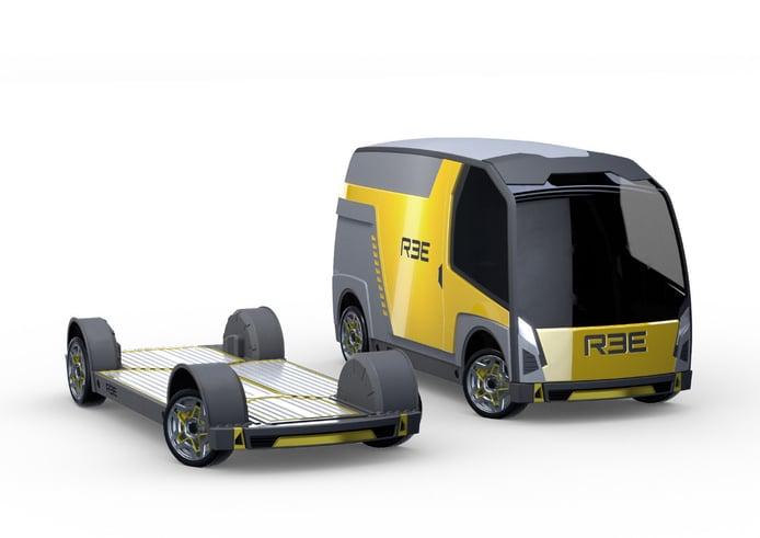 Mahindra y REE Automotive se asocian para fabricar vehículos eléctricos