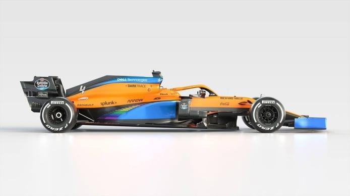 McLaren se plantea imitar el concepto aerodinámico de Mercedes y Racing Point