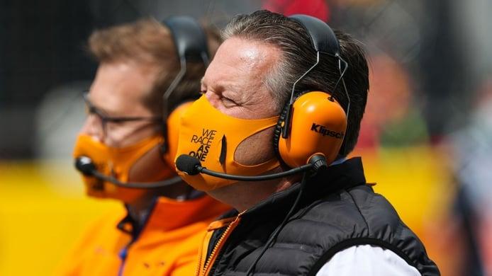 McLaren reactiva la construcción del túnel de viento y el simulador