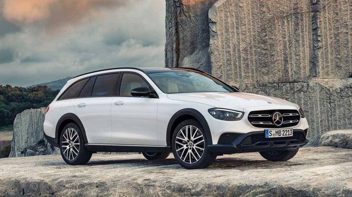 El futuro del Mercedes Clase E All-Terrain, en el aire. Te contamos los motivos