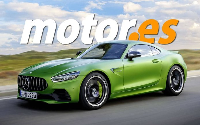 Adelantamos el diseño del Mercedes-AMG GT Coupé 2022, y sus importantes novedades