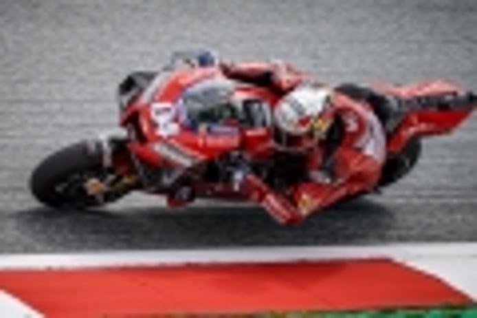 Andrea Dovizioso gana en Austria el día que Valentino Rossi ha vuelto a nacer
