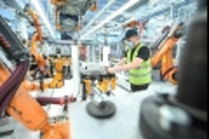 Volkswagen prepara la fábrica de Hannover para los nuevos Multivan e ID. Buzz